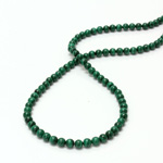 Gemstone Bead - Smooth Round 04MM MALACHITE