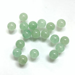 Gemstone No-Hole Ball - 06MM GREEN AVENTURINE
