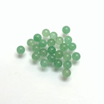 Gemstone No-Hole Ball - 04MM GREEN AVENTURINE
