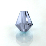 Chinese Cut Crystal Bead - Cone 06x5MM ALEXANDRITE