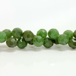 Gemstone Bead - Faceted Round 10MM TAIWAN JADE
