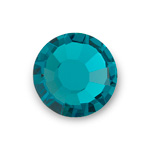 Asfour Crystal Flat Back Stone Hotfix Chaton Rose - 16SS BLUE ZIRCON