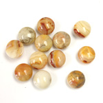 Gemstone Cabochon - Round 07MM MEXICAN CRAZY LACE