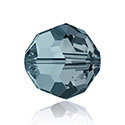 Swarovski Crystal Bead - Round 06MM INDIAN SAPPHIRE