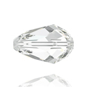 Swarovski Crystal Pear Bead 12x8MM CRYSTAL