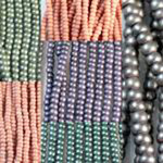 Terra Color Seed Beads