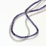 Gemstone Bead - Smooth Round 03MM FLUORITE