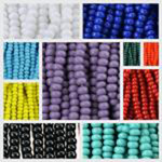 Opaque Color Seed Beads