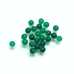 Gemstone No-Hole Ball - 04MM CHRYSOPHRASE