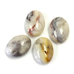 Gemstone Cabochon - Oval 16x12MM MEXICAN CRAZY LACE
