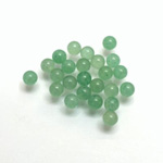 Gemstone No-Hole Ball - 05MM GREEN AVENTURINE