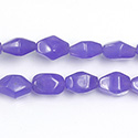 Gemstone Bead - Baroque Small Nugget QUARTZ DYED Col. 16 PURPLE