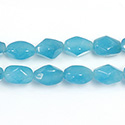Gemstone Bead - Baroque Small Nugget QUARTZ DYED Col. 21 TEAL