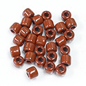 Preciosa Rola Beads - 06.2MM with a 2.2MM Hole MAROON 13600