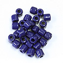 Preciosa Rola Beads - 06.2MM with a 2.2MM Hole NAVY 33070