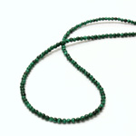 Gemstone Bead - Smooth Round 03MM MALACHITE