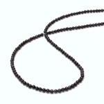 Man-made Bead - Smooth Round 03MM BLUE GOLDSTONE