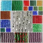 Transparent S/L Seed Beads