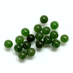 Gemstone No-Hole Ball - 06MM TAIWAN JADE