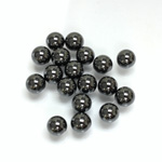 Gemstone No-Hole Ball - 06MM HEMATITE
