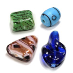 East India and Asian Lampwork Beads
