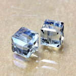 Preciosa Crystal Bead - Square 06MM LAGOON